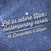 Let Us Adore Him: Contemporary Carols