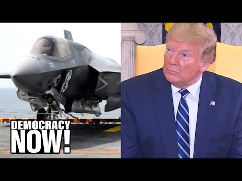 Trump Pulls Back from Iran Attack as Bolton & Pompeo Continue to Push for War