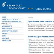 Science is open: an introduction to open access