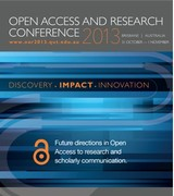 Open Access and Research Conference 2013