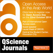 Discover Open Access with QScience.com - OA Week Qatar