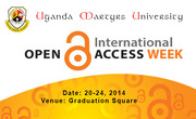 Enhancing research at Uganda Martyrs University through Open Access publishing
