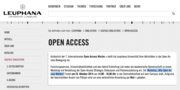 """Workshop """"Why Open Access Matters"""""""