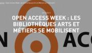 Echanges sur les enjeux de l'open access