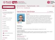 Nuevas funcionalidades Perfil de Autor en Repositorio Arias Montano. University of Huelva