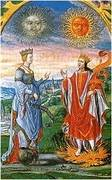Fire and Ice,  Sun and Moon: Alchemy and the Arts
