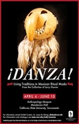 Mythic Adventure: ¡Danza! - Living Traditions in Mexican Ritual Masks