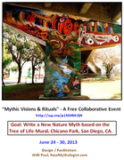 """""""Mythic Visions & Rituals"""" - A Free Collaborative Event"""