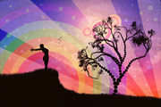 """""""Opening  To The Flow: Enhancing Your Creative Life""""  — a 60-minute Interactive Webinar with Artist/Therapist Nina Ross, PhD"""