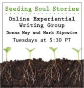 """""""Seeding Soul Stories""""—An Online Experiential Writing Group"""