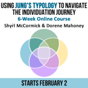 Using Jung's Typology to Navigate the Individuation Journey—6-Week Online Course