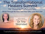 The Transformational Healers Free Online Summit for Helping Professionals