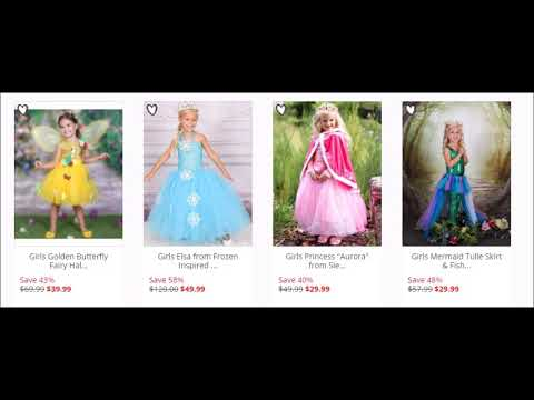 Best Halloween Costumes For Girls Mia Belle Baby