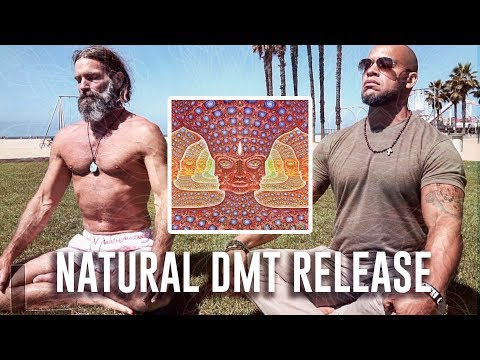 Breathing Techniques To Release DMT!