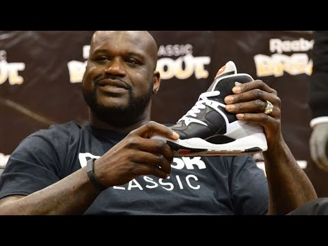 Shaq wants to buy Reebok - can he afford it?  Dr Boyce Watkins