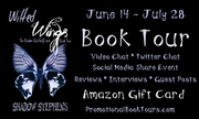 Video Chat with Author Shadow Stephens