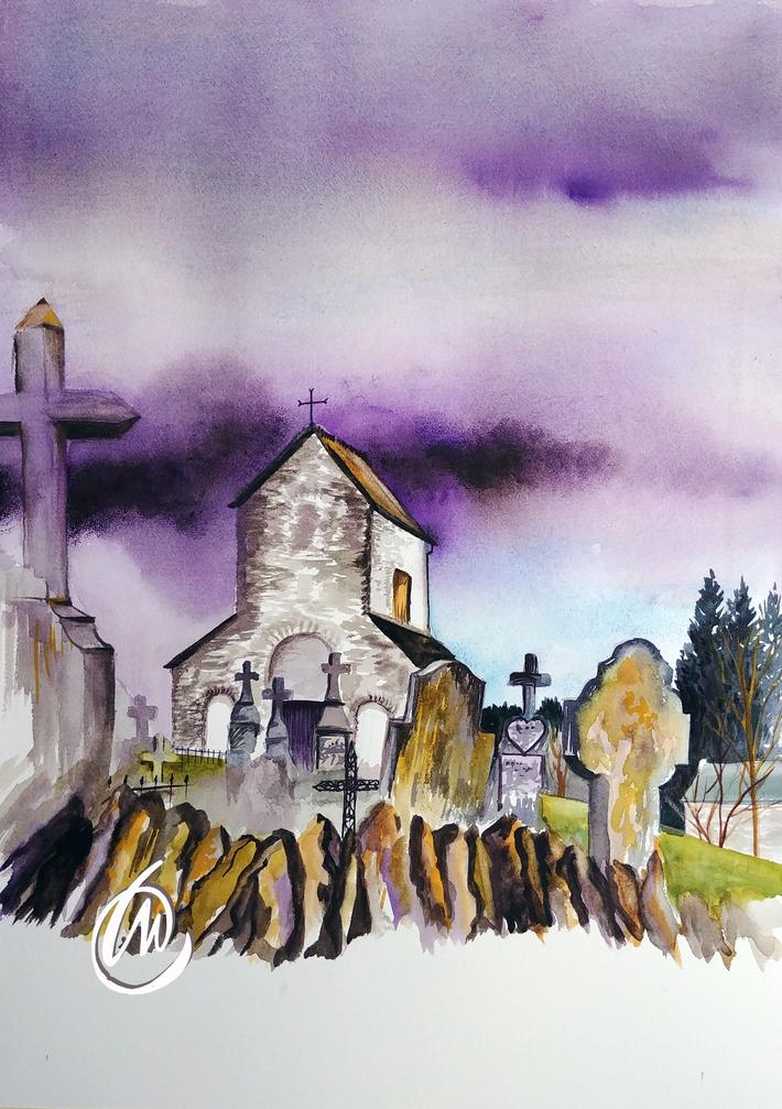 La chapelle Sainte Marguerite à Ollomont, Houffalize