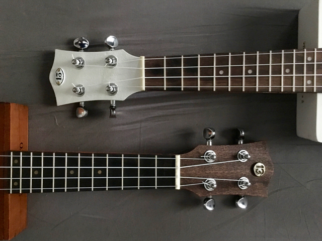 CBU #1 & #2 headstocks