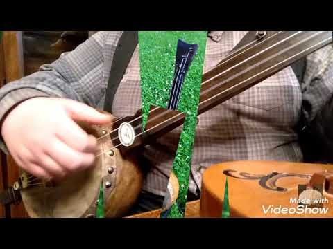Little Egypt Banjo Co. gourd banjo video