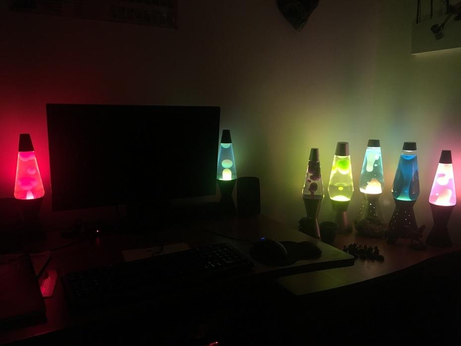 Current Lamp Setup 2