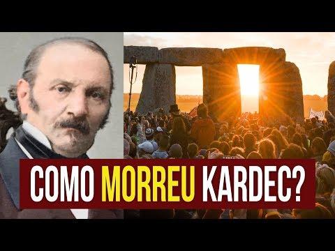 """Como e onde MORREU Allan Kardec? Como é seu TÚMULO? (filme/documentário: """"Nos Passos de Kardec"""")"""