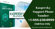 Must contact kaspersky technical support