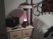 My new bedside lamp