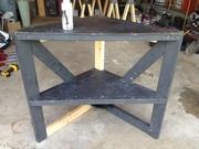 Corner table rebuild 1
