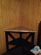 Corner table rebuild 4