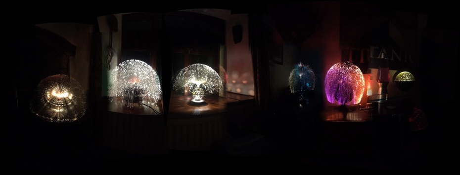lights - panoramic