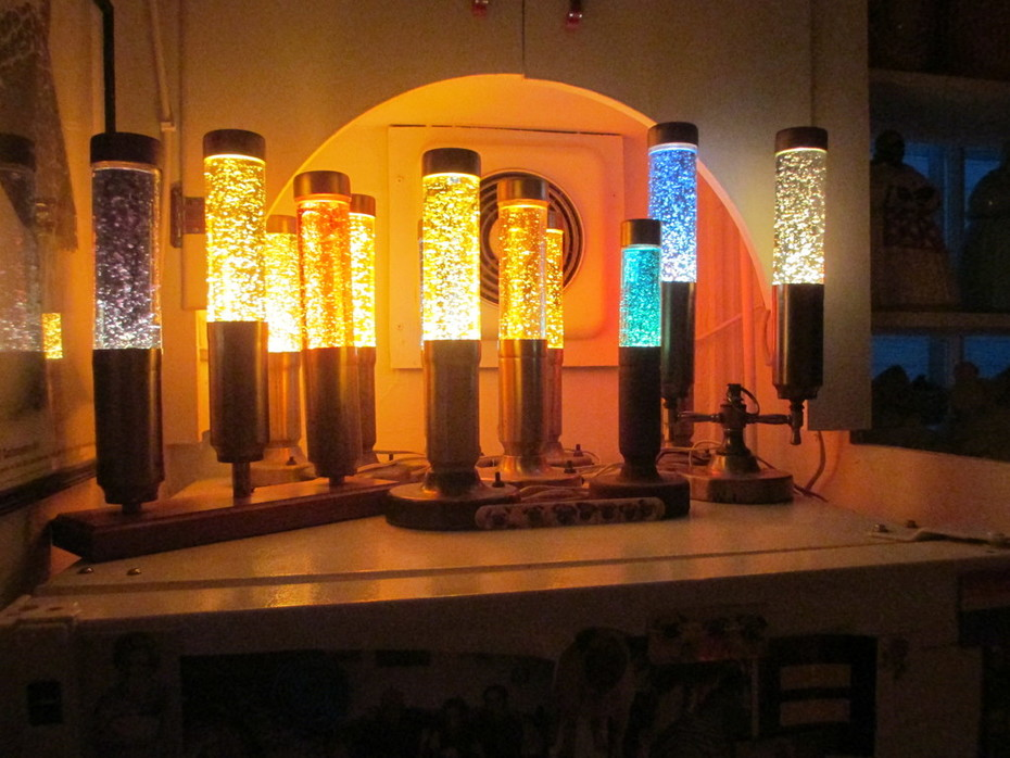 Florence lamps