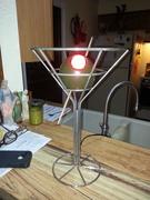 Martini Lamp