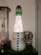 Snowman Glitter