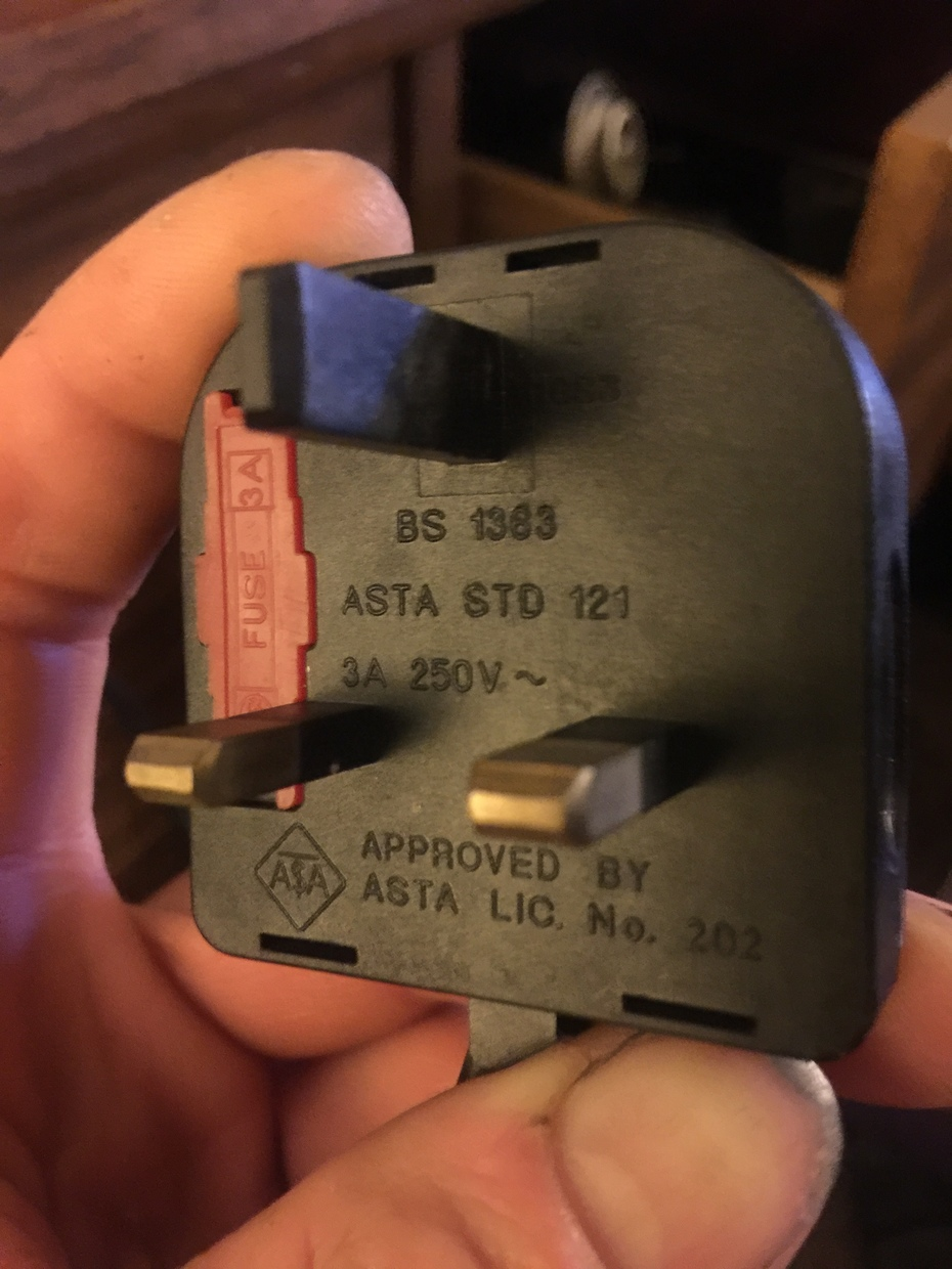 Need to find an adapter that works with USA wiring