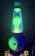 Black Light Celestial Lamp