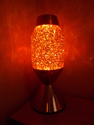 Crestworth Mystery - Goolamp Glitter - orange bulb