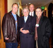 John Lloyd, Tony Bennett, Joe Cip Masters Tennis London