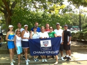 Mixed Tennis Champs