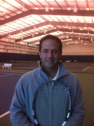 Rob at International Tennis Centre in Las Vegas