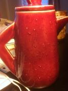 Pinholing on Teapot