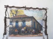 pintura da casa da cultura do ano de 1909