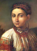 early ukrainian myspace photo