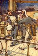 Pinafore banjo image