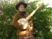 Me and my banjo
