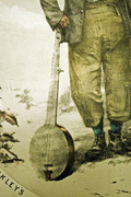 Buckley Serenaders - R. Bishop Buckley's banjo