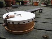 hand made banjos