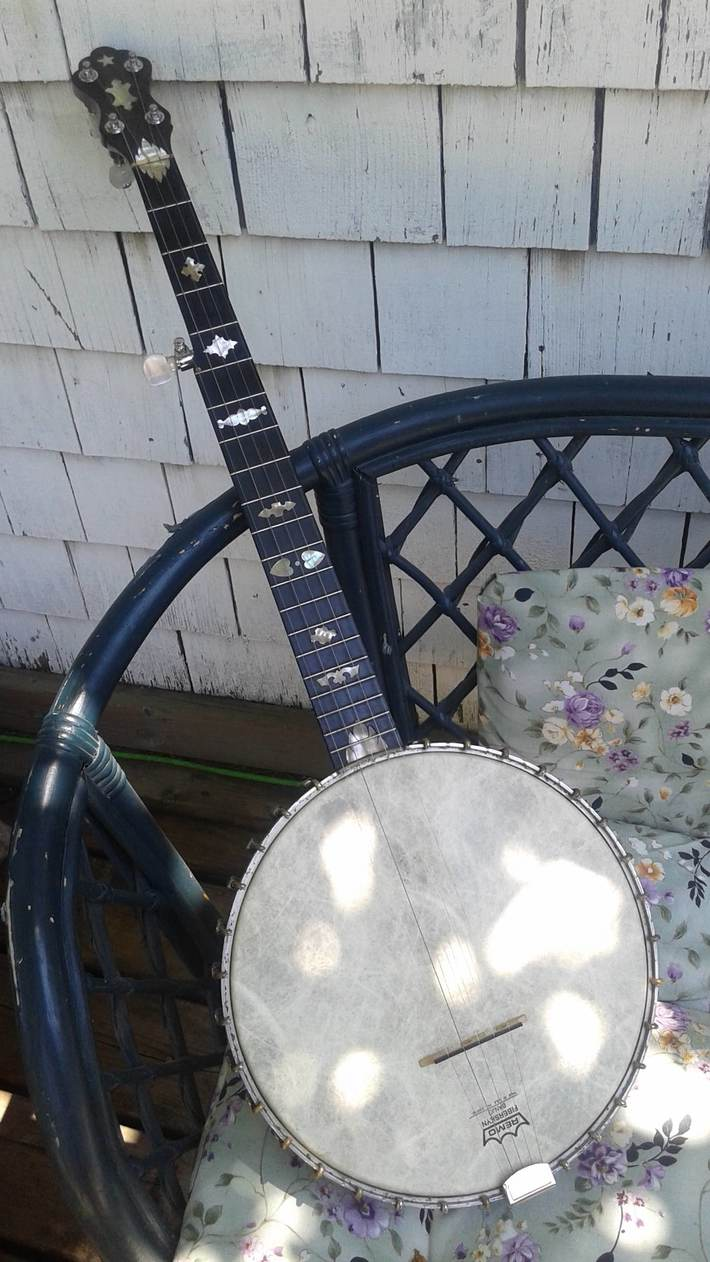 Fun new/old banjo