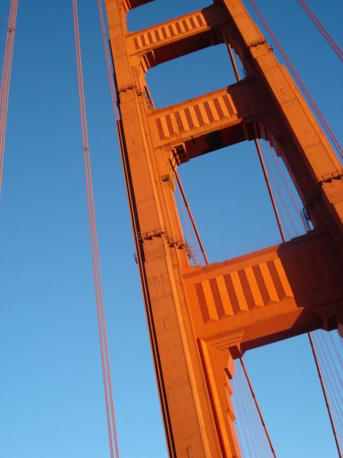 Golden Gate in the Afternoon