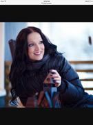 My favorite singer Out of all the symphonic metal singers and bands Tarja Turunen