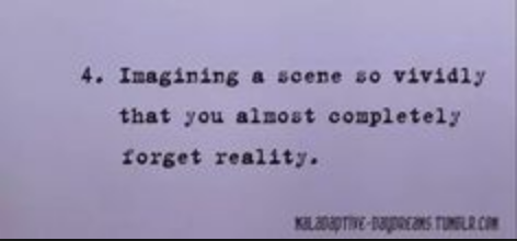 Forget Reality